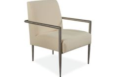 Lee Industries 1159-01 $826; 3 yds. Chair Overall: W26  D28  H34   Inside: W23  D19  H18   Seat Height: 17 Arm Height: 24