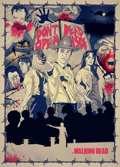 The Walking Dead by Bigode Ideias