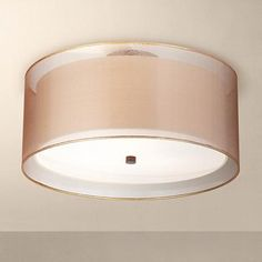 "Possini Euro Double Drum 18"" Wide Bronze Ceiling Light This would match closely the Possini Euro Agnesot 24"" Wide 2-Shade Bronze Pendant.  Uses 3 60W bulbs, so bright.  I get 10-15% discount and fee shipping from LP."