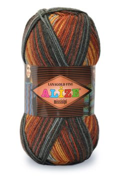 ALIZE Lanagold Fine Missisipi Yarn Colors, Colours, Yarn Inspiration, Shops, Loom Knitting, Knitted Hats, Knit Crochet, Arts And Crafts, Fire