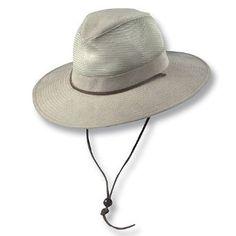 DPC Global Trends Mesh Safari Hat