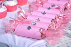 I am so excited to share my own little sweet princess' birthday party with you! I really wanted her birthday party to reflect her i. Prince Party, Disney Princess Party, Cinderella Party, Princess Theme, Baby Shower Princess, Princess Birthday, Girl Birthday, Princess Party Favors, Tangled Party