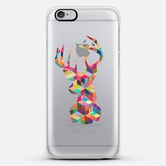 Shop quality design collection phone cases at casetify.com | #Graphics | #Animals | #Transparent  | Girly Road