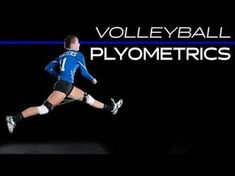 Learn more about volleyball plyometrics and this routine! I teach you how to improve the height of your spike in this tutorial. Learn more about volleyball s. Volleyball Training, Volleyball Workouts, Volleyball Quotes, Coaching Volleyball, Volleyball Pictures, Volleyball Ideas, Volleyball Equipment, Volleyball Hair, Volleyball Practice