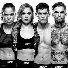 Amanda Nunes vs Ronda Rousey and Dominic Cruz vs Cody Garbrandt #UFC207 promo : get the best #UFC & #MixedMartialArts / #MMA pins by CageCult: http://cagecult.com/fitness