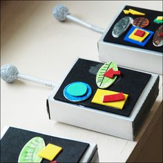 DIY Superhero Control Panel Craft