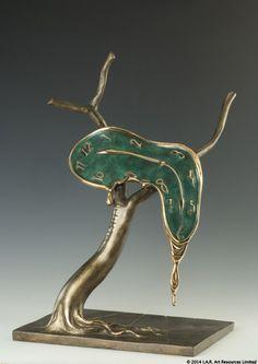 Salvador Dali Oeuvre, Salvador Dali Artwork, Dali Paris, Dali Clock, Figueras, Dali Paintings, Herd Of Elephants, Art En Ligne, Galerie D'art