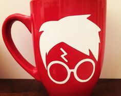 Harry Potter Harry Potter Coffee Mug Coffee by DanniBeCollection