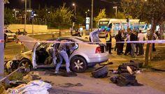 حادثة دهس جديدة بسيارة فلسطينية لـ3 جنود اسرائيليين في الخليل http://democraticac.de/?p=6328 New episode run over a Palestinian car for 3 Israeli soldiers in Hebron