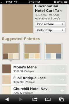 Mrs Blandings Benjamin Moore Paints Paint Colors