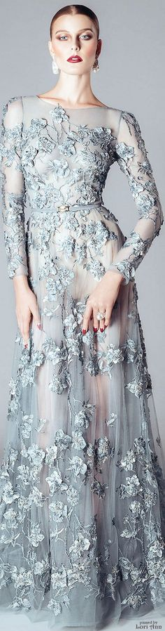 Alfazairy Couture Fall 2015
