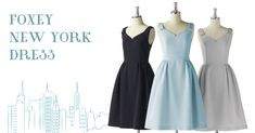 FOXEY NEW YORK DRESS