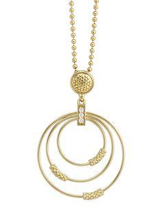 Diamond   Gold Necklace   Covet   LAGOS.com