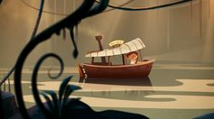 Dribbble - WIGU_JungleCruise_Main.jpg by Colin Hesterly