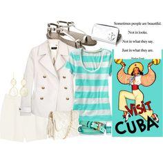 """visit Cuba"" by prima-aprilis on Polyvore"