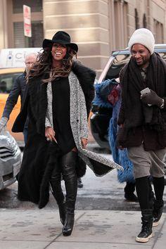 STREET STYLE: NYFW FALL 2015 FASHION WEEK'S FINEST
