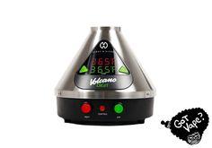 The Digital Volcano Vaporizer with Easy Valve