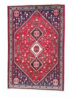 Tapis persans - Abadeh  Dimensions:120x81cm