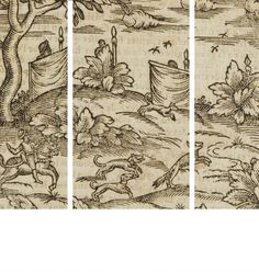 La chasse au loup, 1601 Vintage World Maps, Animation, Hunting, Animation Movies, Motion Design
