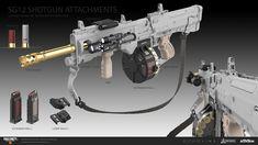 Sci Fi Weapons, Black Ops 4, Futuristic, Lima, Artwork, Steampunk, Classic, Modern, Derby
