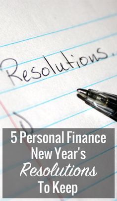 With the beginning of a new year comes renewed hope. For individuals who have been struggling with personal finances in recent years, the new year represents an opportunity to take a moment and consider New Year's resolutions geared towards getting their personal finances back on track or at the very least, improve their lot in life. The Value of Personal…