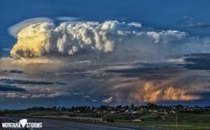 billings montana | Storm Northeast of Billings, MT