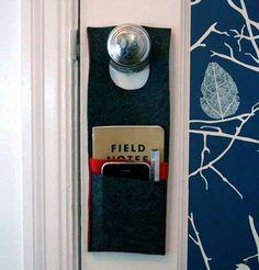Door organizer