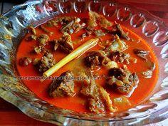 Resep Gulai Daging Sapi Cincang Padang | Resep Masakan Indonesia (Indonesian Food Recipe)