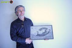 Michel Paris artiste voyageur