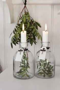 DIY: Christmass mistletoe   www.kiem-wayoflife.com