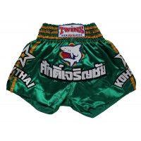 Muay Thai Boxing Short Twins Thai Boxing Shorts, Muay Thai, Martial Arts, Twins, Thailand, Swimwear, Fashion, Bathing Suits, Moda