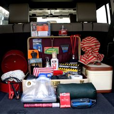 Traffic-Jam Preparedness Kit | Raising Jane Journal