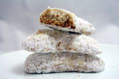almond cresents