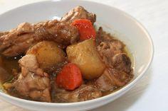 [Food Menu]Ayam Ponteh,Nyonya Breeze Restaurant,Georgetown,Penang.