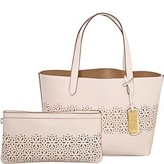 Lauren Ralph Lauren Chantilly Shopper - eBags.com