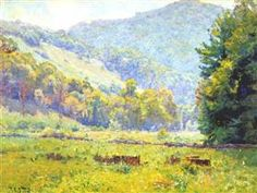 Whitewater Valley - T. C. Steele