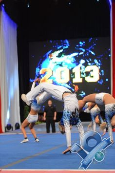 The 2013 Cheerleading Worlds Cheer Athletics