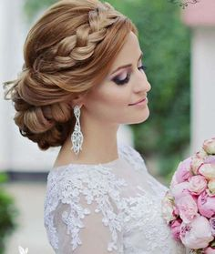 Hairstyles for long hair for weddings 2017