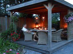 De 10+ beste bildene for Hagestue | hagemøbler, uteplass