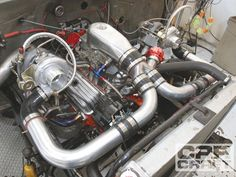 ccrp-1009-35-o+cheap-turbos-from-ebay-on-a-406-small-block-engine+twin-turbos-installed.jpg 1,600×1,200 pixels