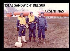 La disputa de las islas Sandwich del Sur :  se refiere al hecho de que la soberanía sobre los archipiélagos australes de las islas Sandwich del Sur es objeto de controversia entre la Argentina y el Reino Unido desde el siglo XIX. El Reino Unido ejerce el control de facto, y así lo ha hecho desde que las islas fueron formalmente anexadas por ese país en 1908, con excepción de un breve período durante la Guerra de las Malvinas en 1982. La Argentina ha reclamado la soberanía sobre las Sandwich…