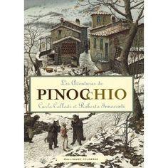 Les aventures de Pinocchio - Carlo Collodi, Roberto Innocenti