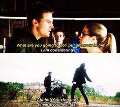 Jealous Oliver