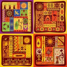 ethnic-patterns-vector