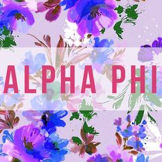 Alpha phi background                                                                                                                                                                                 More