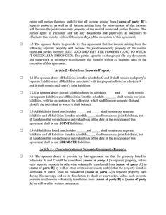 Cohabitation agreement template free uk dating
