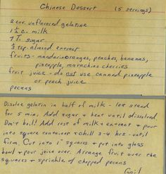 From my mom's recipe collection.
