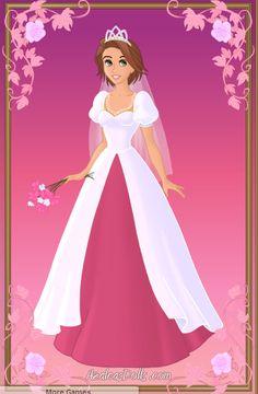 Rapunzel from Tangled Ever After by LovesToMakeDolls.deviantart.com on @deviantART