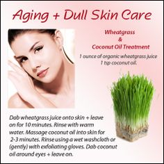 Aging and dull skin requires different skin care routines. Here is one