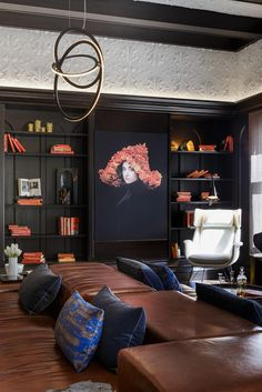 the style saloniste: Dutch Master at the San Francisco Decorator Showcase 2017
